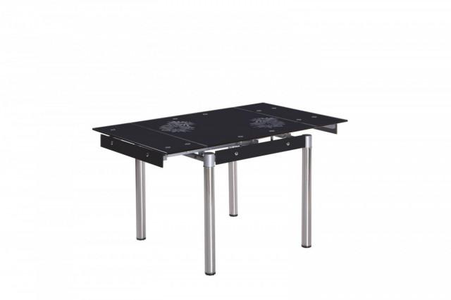 Jídelní stůl FAL-082 černý