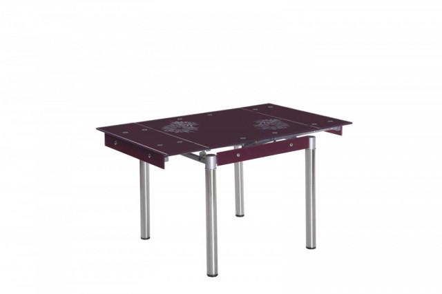 Jídelní stůl FAL-082 fialový