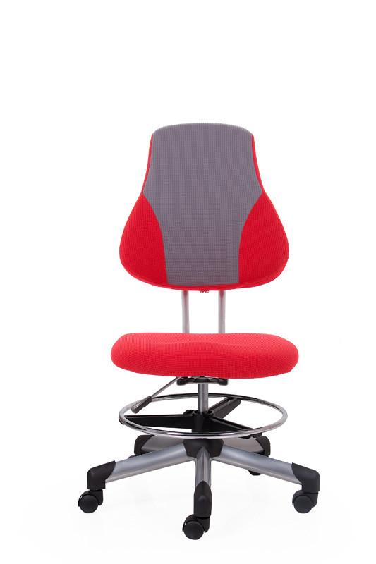 Peška Dětská rostoucí židle Robin VK červená