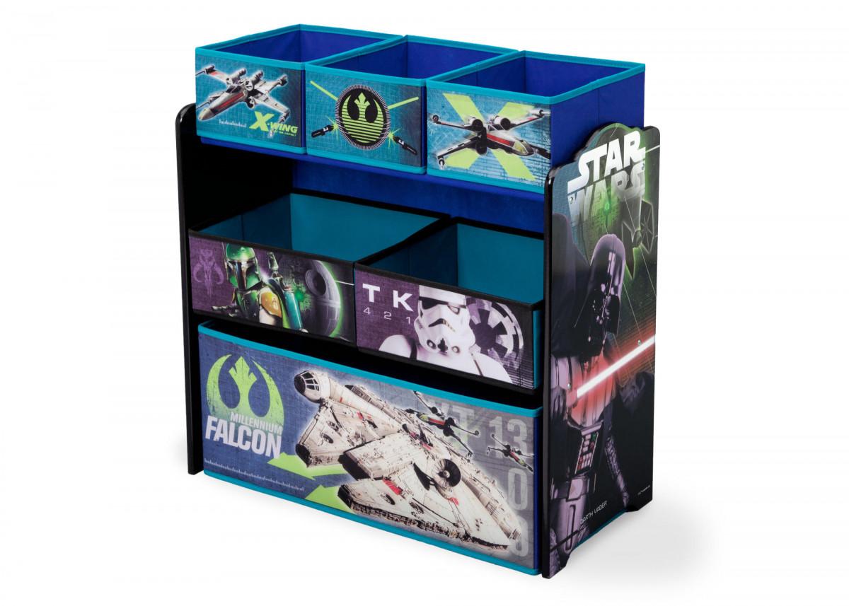 Forclaire Organizér na hračky Star Wars