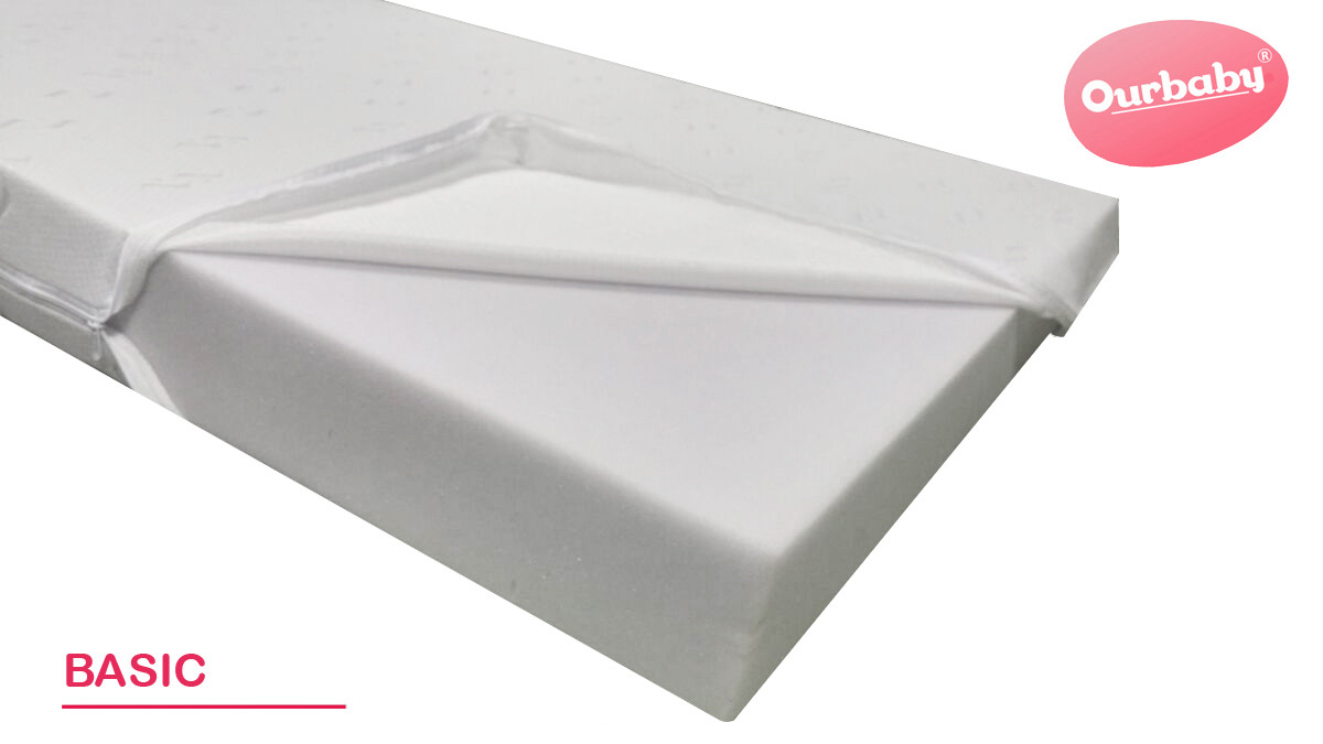 Forclaire Pěnová matrace BASIC - 190x100 cm