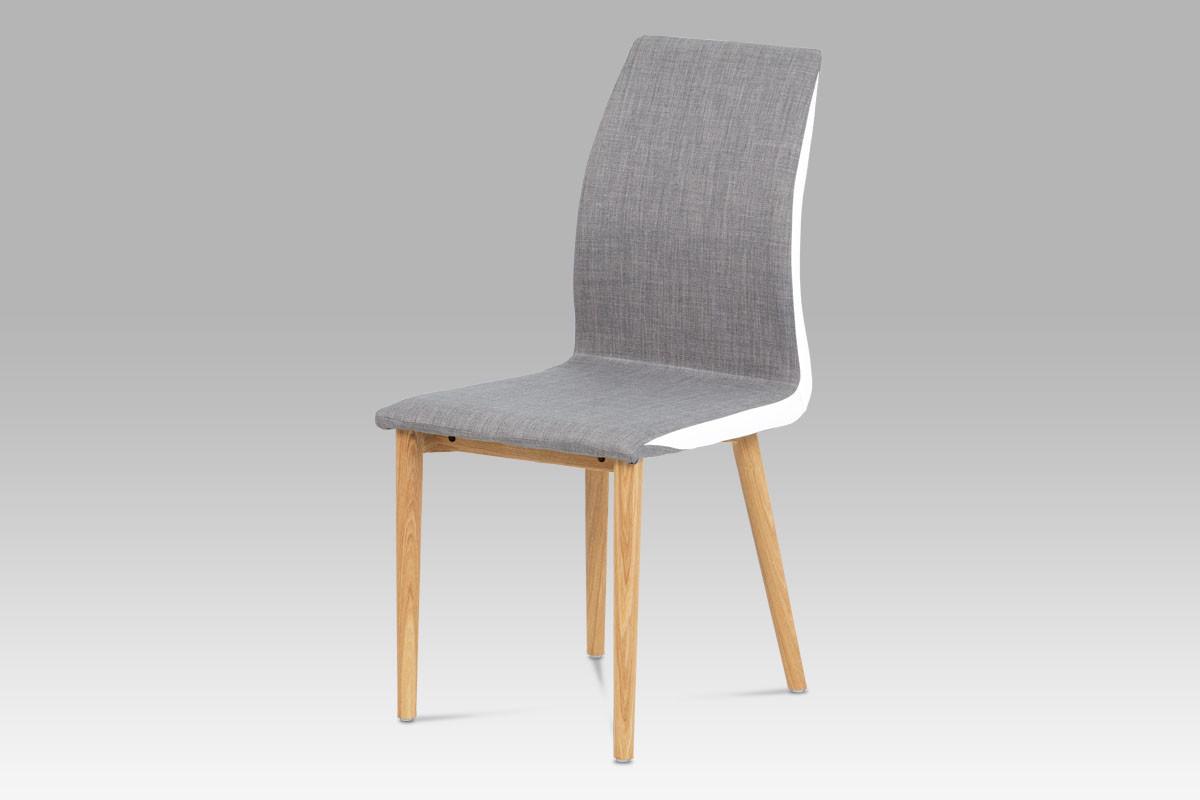 Autronic Jídelní židle WC-1513B BR2