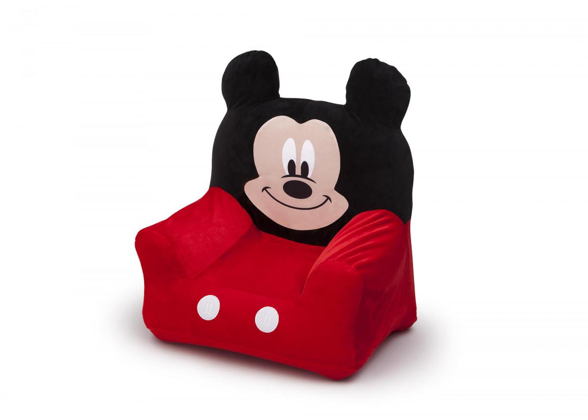 Forclaire Dětské nafukovací křesílko Mickey Mouse Club