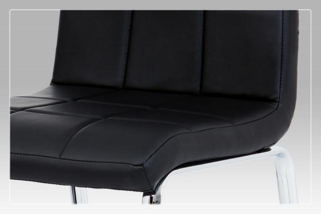 Jídelní židle DCL-838 BK č.2