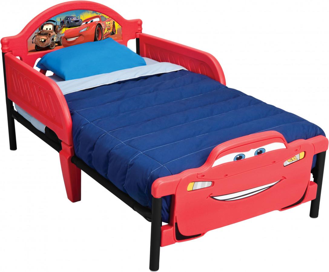 Forclaire Dětská postel Cars 2