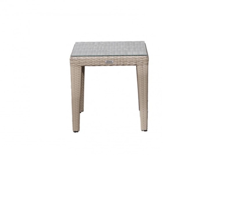 Dimenza Zahradní odkládací stolek Dallas 50x50 cm