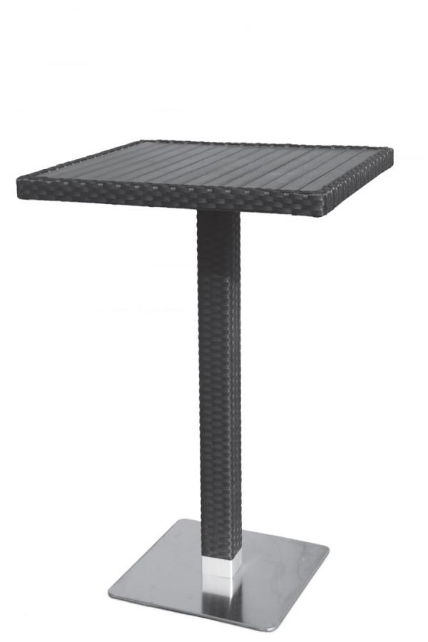 Dimenza Barový stůl BOVINO 70x70cm