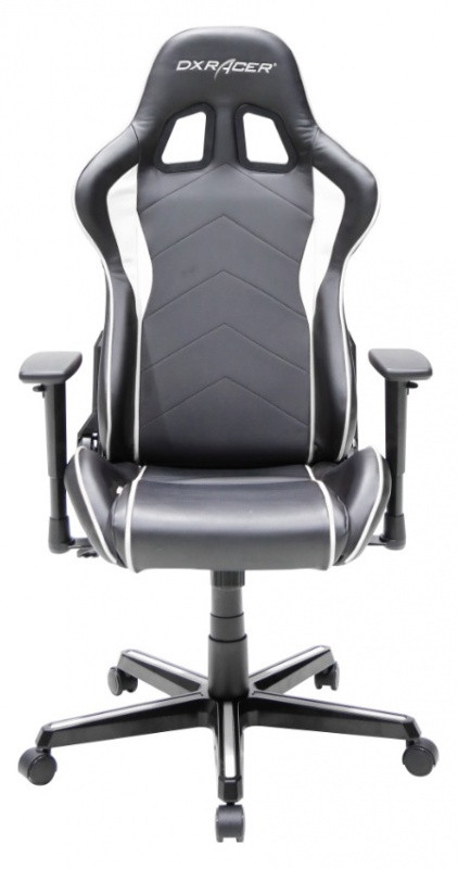 DXRacer Kancelářská židle DX RACER OH/FH08/NS - stříbrná