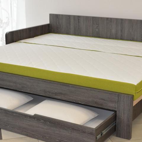 Matrace k posteli Duovita