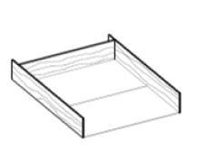 Ahorn Úložný prostor pro postel Lorano 160x190