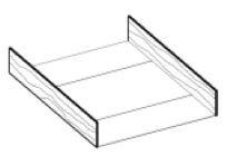 Úložný prostor pro postel Tropea č.1