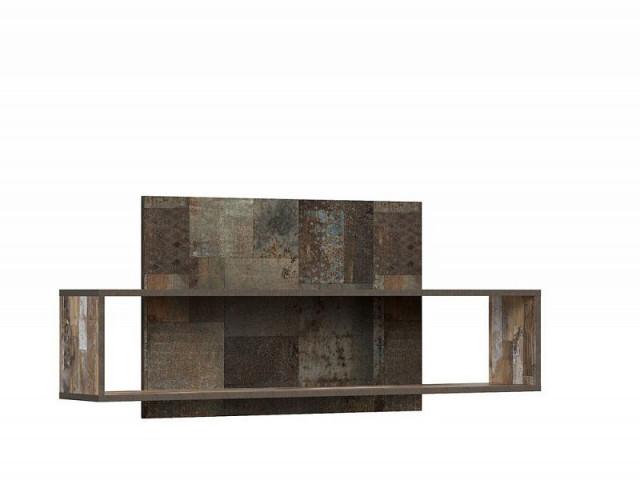 Závěsná skříňka Drago SFW/120 - Maracaibo/Metalwork