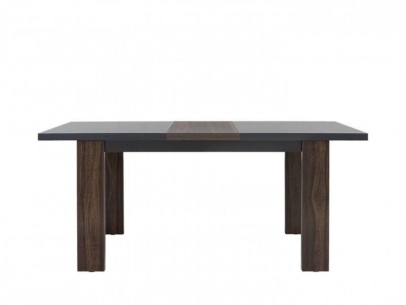 BRW Jídelní stůl Alhambra STO/140 /černá