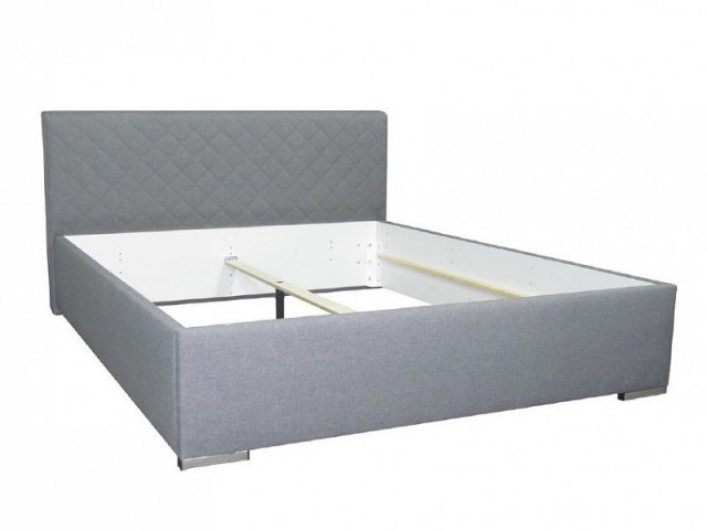 Postel Syntia futon 160x200 Šedá č.3