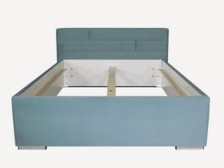 Postel Kate futon 140x200 Modrá č.4