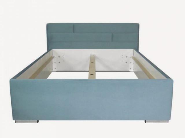 Postel Kate futon 140x200 Modrá č.2
