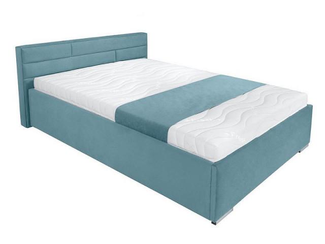 Postel Kate futon 140x200 Modrá