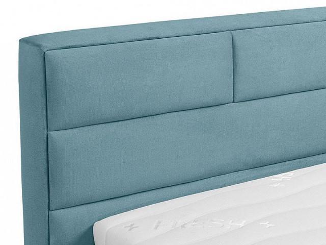 Postel Kate futon 90x200 Modrá č.2