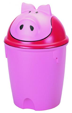 Odpadkový koš PRASÁTKO