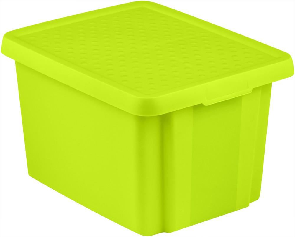 Curver Box ESSENTIALS 26L - zelený