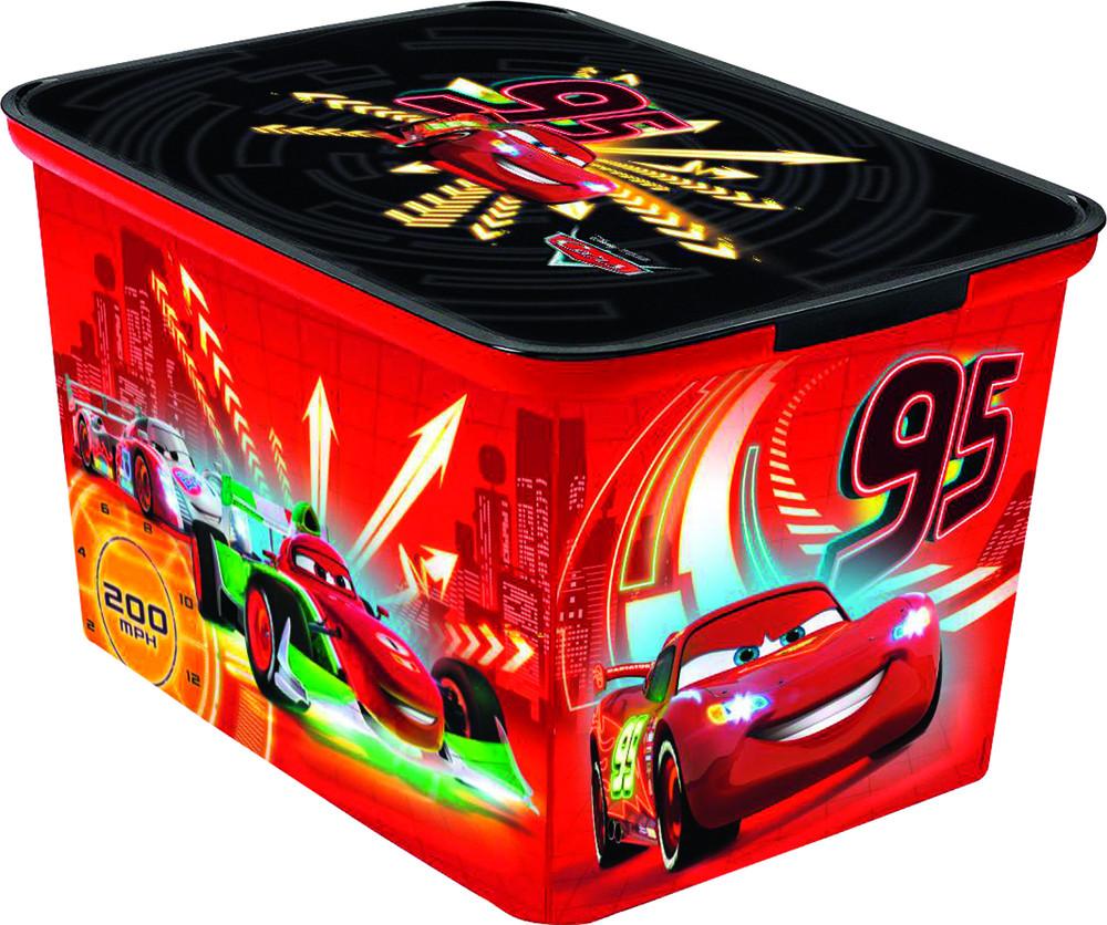 Curver Box DECOBOX - L - CARS