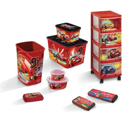 DECOBOX - L - CARS