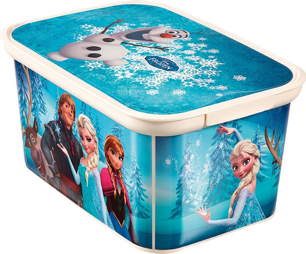 Curver Box DECOBOX - S - FROZEN