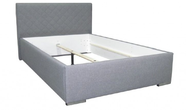 Postel Syntia futon 120x200 Šedá č.3