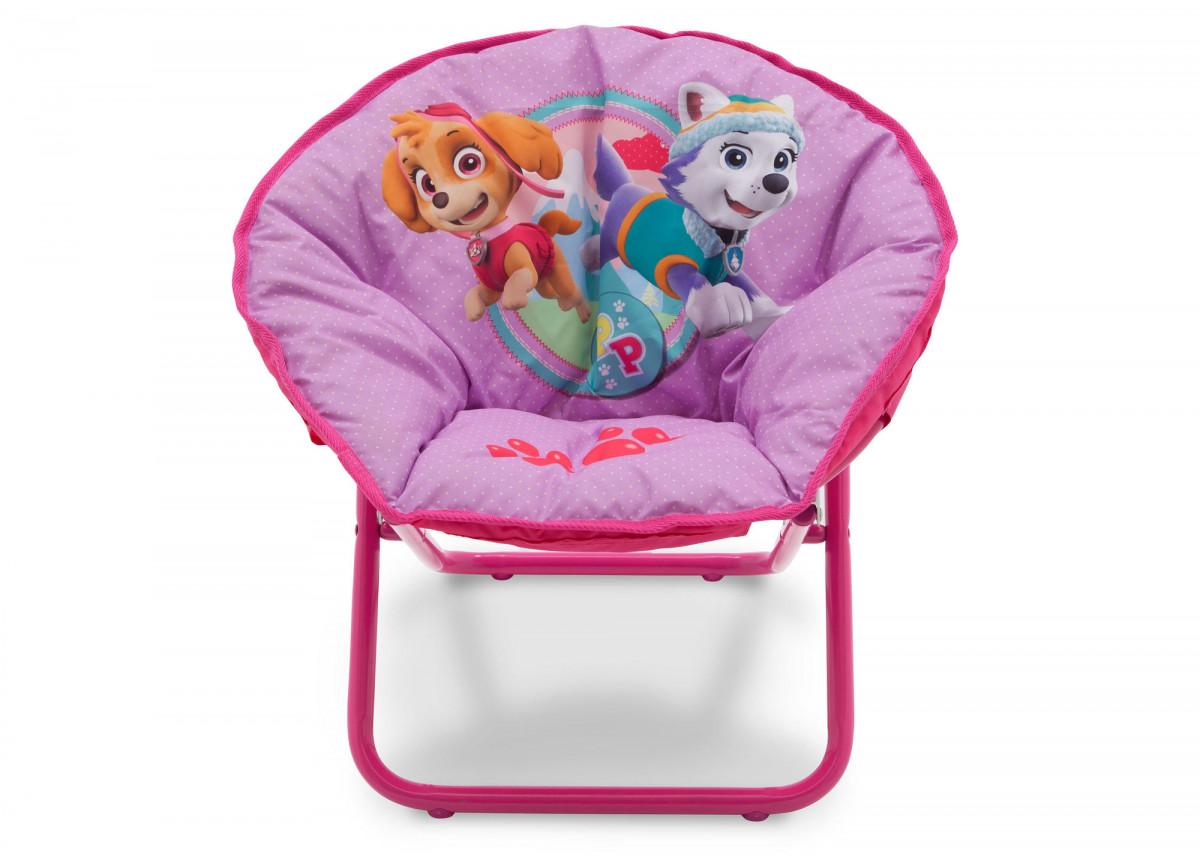 Forclaire Dětská rozkládací židle - Tlapková patrola
