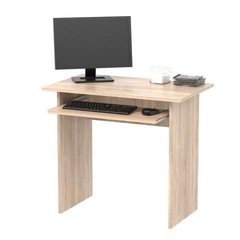 PC stůl VERNER - dub sonoma