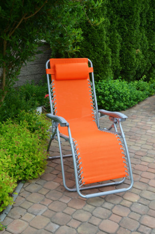 Křeslo AN2320 - oranžové