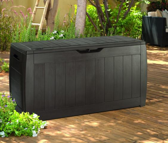 Box HOLLYWOOD - 270L - hnědý
