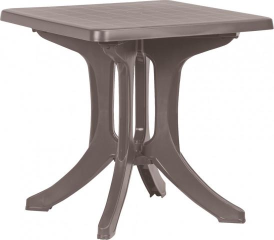 NAPOLI stůl - cappucino