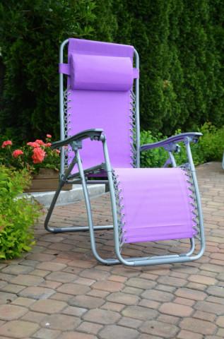 Křeslo AN2320 - fialové