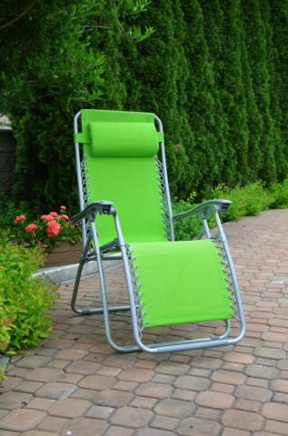 Křeslo AN2320 - sv.zelené