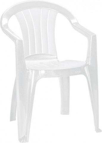 Křeslo SICILIA - bílé