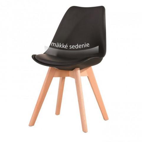 Židle BALI - černá