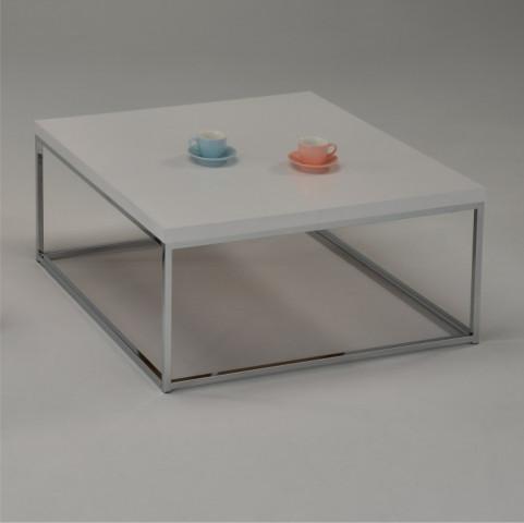 Konferenční stolek Natanel - bílá