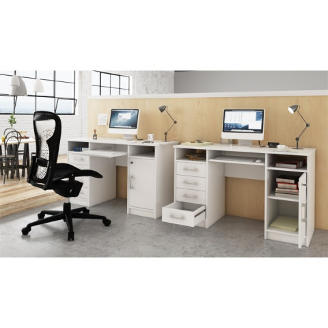 PC stolek B9 NEW - bílá