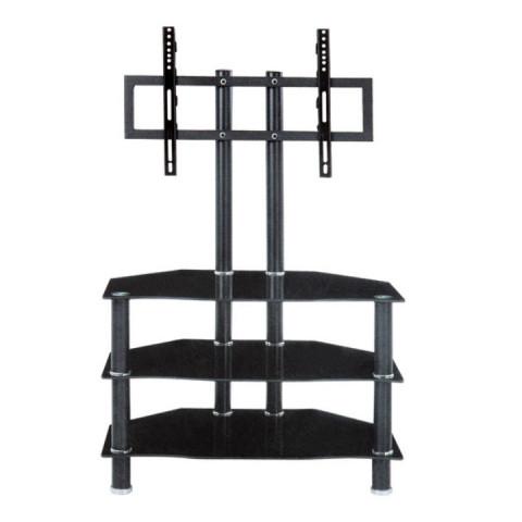 Televizní stolek ROSS - černá