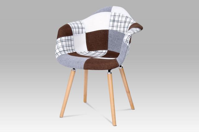 Jídelní židle s područkami CT-726 PW2
