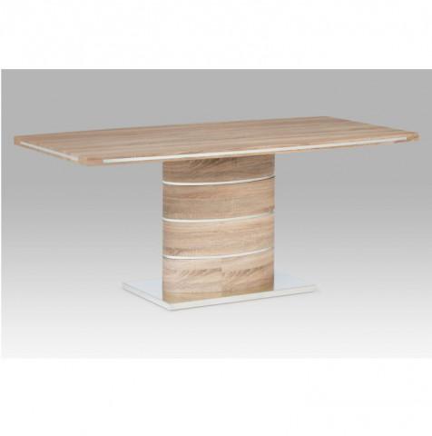Jídelní stůl AMAR - dub sonoma