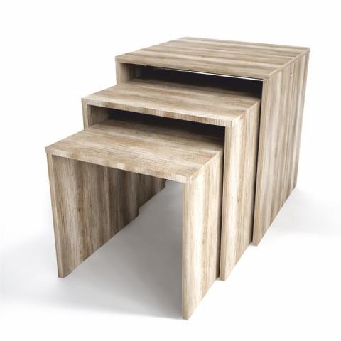 Příruční stolek SIPANI NEW - dub Canyon