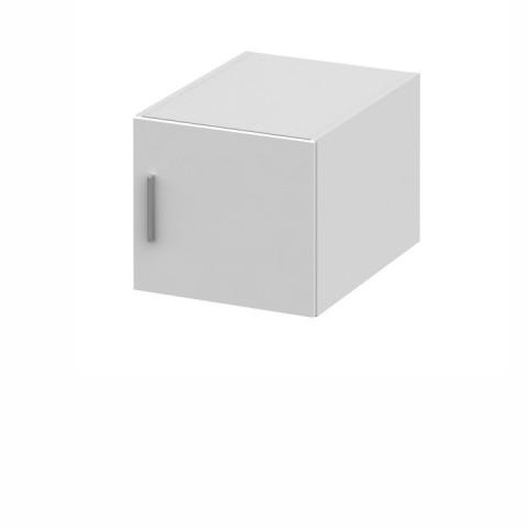 Nástavec na skříň INVITA typ 6 - bílá