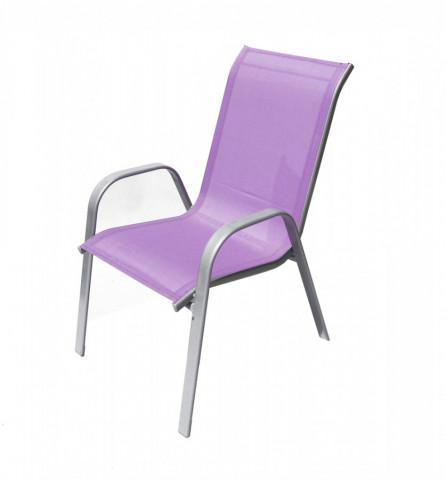 Křeslo 2429 - fialové