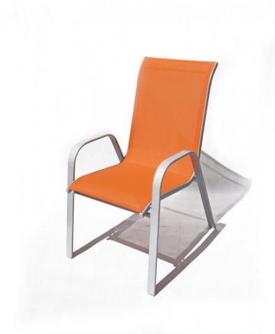 Křeslo 2429 - oranžové