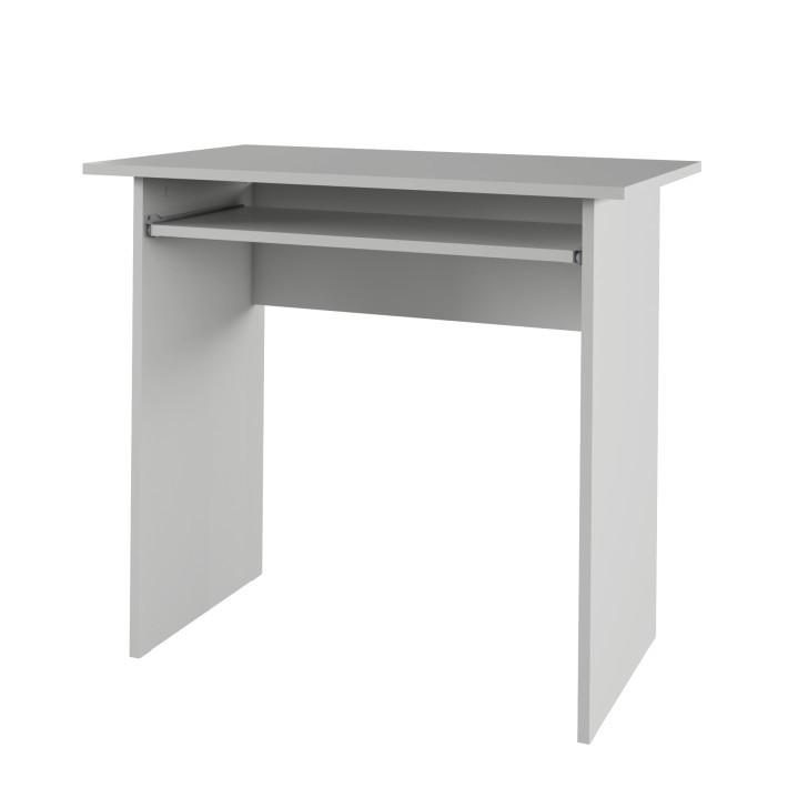Tempo Kondela PC stůl VERNER NEW - bílá + kupón KONDELA10 na okamžitou slevu 3% (kupón uplatníte v košíku)