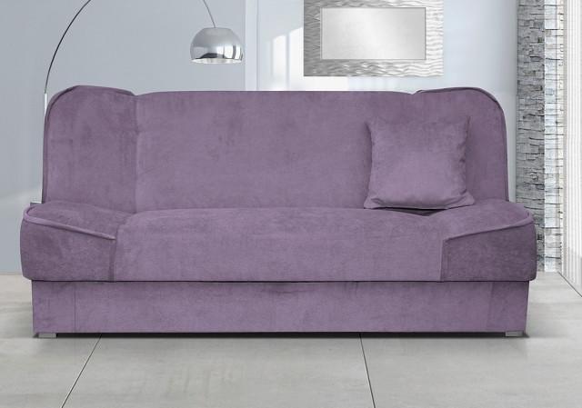 Pohovka Bega - fialová