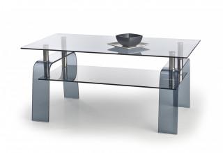 Konferenční stolek Naomi - kouřový
