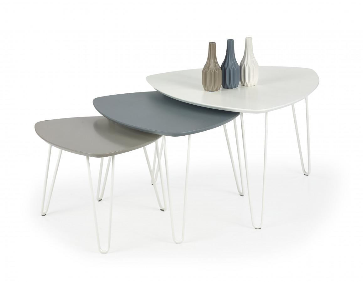 Halmar Konferenční stolek Nikita 3